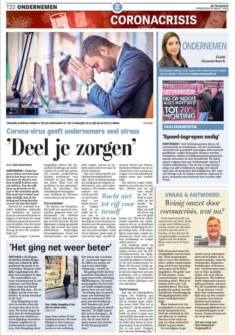 OKB in Telegraaf
